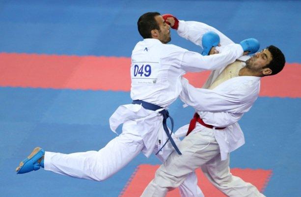 شش مدال طلا، نقره و برنز در انتظار کاراتهکاهای ایران