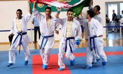 کاراته قهرمانی جهان؛ طلای کومیته تیمی به ايران رسيد /عنوان ششمي براي كاراته كاها