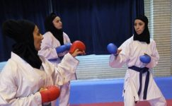 تعطیلی کاراته بانوان تا اطلاع ثانوی!