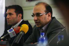 علینژاد برای حضور در انتخابات ووشو ثبت نام کرد