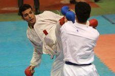 انصراف 4 تیم مسابقات را بهم ریخت؛ هفته اول لیگ برتر کاراته نصفه و نیمه برگزار شد