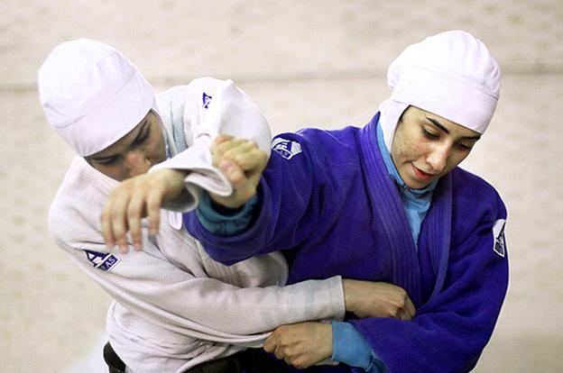 نلیا ازبکستانی فرشته نجات جودو بانوان ایران می شود؟