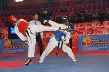 تکواندو جام باشگاههای آسیا؛ جدال دانشگاه آزاد و شهرداری ورامین برای قهرمانی