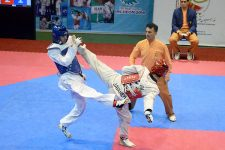 تکواندو قهرمانی نوجوانان آسیا؛ هشت پیروزی نمایندگان ایران در آغاز روز پایانی