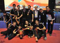 بهترین های جام پنجم تکواندوی آسیا معرفی شدند