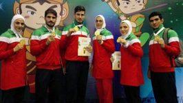 ووشو قهرمانی جهان - جاكارتا؛ سانداکاران ایران نایب قهرمان جهان شدند