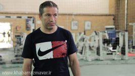اکبر احدی پس از حذف بوکسور المپیکی ایران: چشم داور حریف را گرفت!