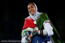 گفتگو با بانوی تاریخساز ورزش ایران/ به اندازه دیگران خوشحال نیستم