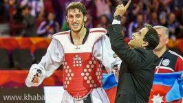 آذربایجان و چین طلا گرفتند/ مهماندوست باز هم درخشید