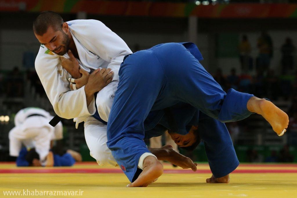بریمانلو هم بدون مدال ماند/ حذف ۴ جودوکار و کسب تنها یک مدال نقره در روز نخست
