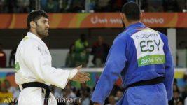کمیته اخلاق IOC حکم نهایی جودوکار مصری را صادر کرد