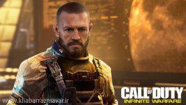 نبرد مک گرگور این بار در Call of Duty