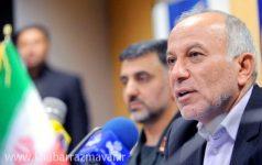 محمد درخشان رئیس فدراسیون جودو شد
