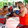 علی اکبری: هدف من کمربند قهرمانی UFC است