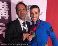 «امپراطور جدید آسیا» لقب فدراسیون جهانی به کاراته ایران