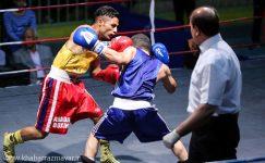 سانچز مربی تیم ملی بوکس از کوبا می آید