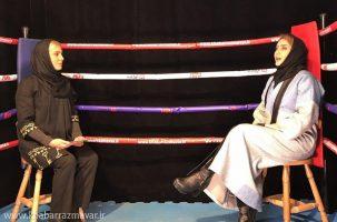 یک ساعت تا مرگ؛ لحظات دلهره آور خانم بازیگر در رینگ