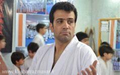 هدایت تیم ملی کاراته چین به یک ایرانی سپرده شد