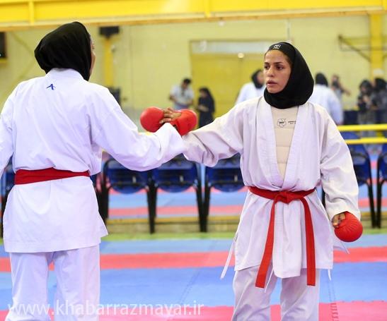 چه کسی نایب رئیس بانوان فدراسیون کاراته می شود؟