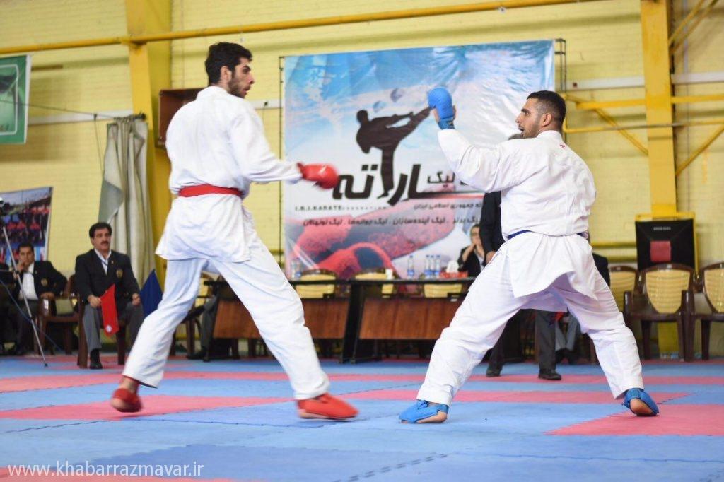 ۶ کاراتهکای راه یافته به اردوی تیم ملی معرفی شدند