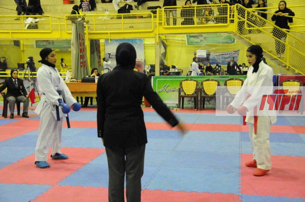 راه یافتگان به اردوی تیمملی کاراته بانوان معرفی شدند