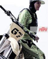روایت نخستین بانوی قهرمان موتورکراس از گیاهخواری تا فتح توچال