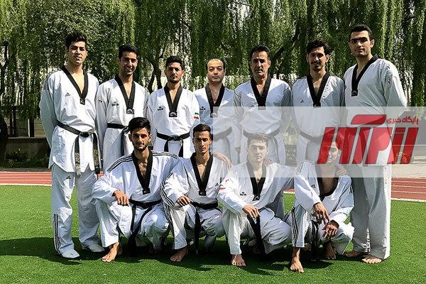 ترکیب تیمملی تکواندو مردان ایران مشخص شد