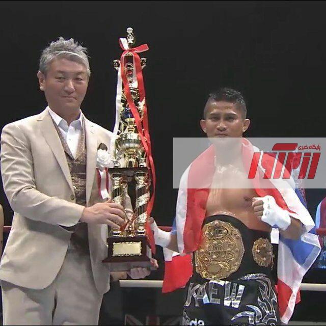 قهرمانی تاکی یوشیکی در تورنمنت قهرمانی خروس وزن K-1 WORLD GP 2017