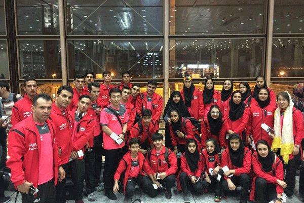 آینده سازان ووشو روی سکوی سوم آسیا/ سانداکاران نایب قهرمان شدند