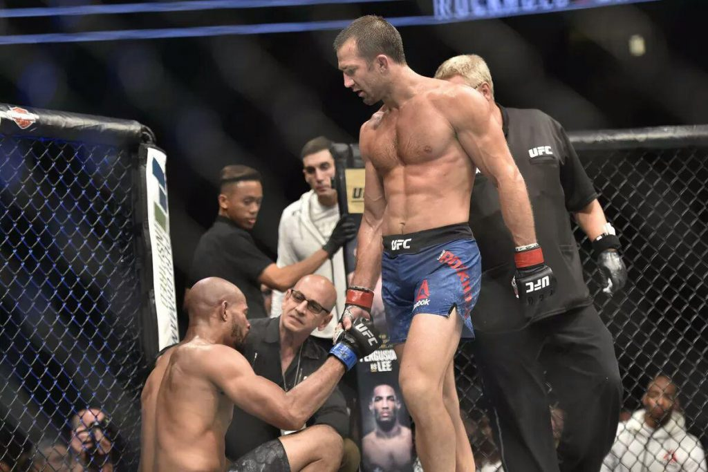 نتایج UFC Fight Night 116