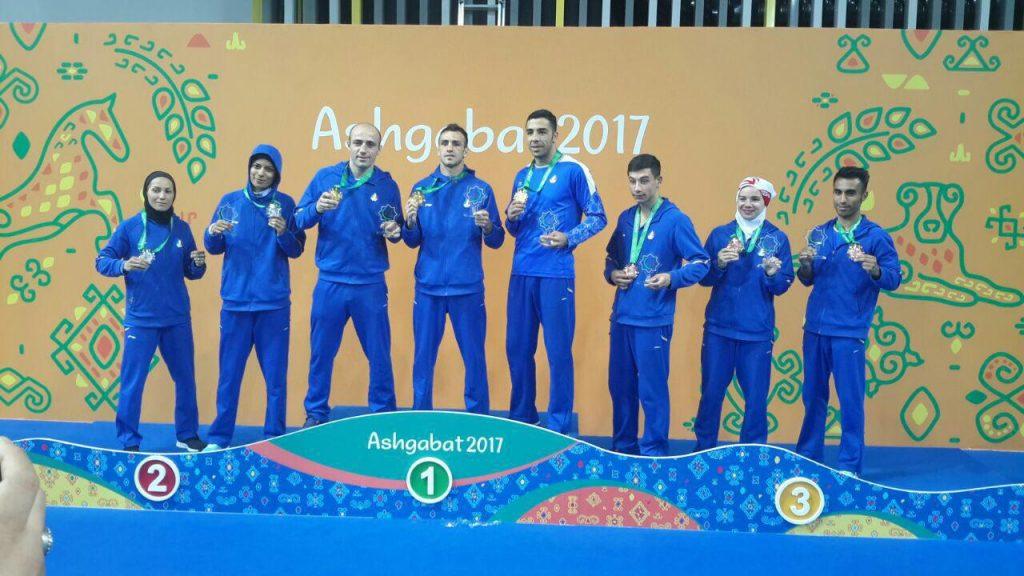 نگاهی به عملکرد موآی تای ایران در بازیهای داخل سالن و هنرهای رزمی آسیا