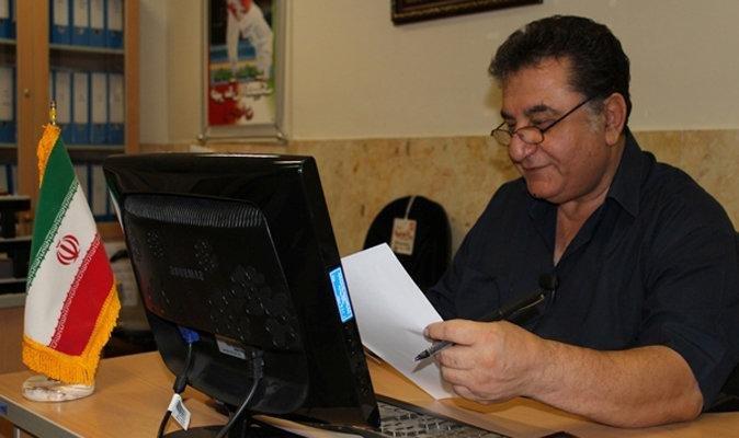 پیشکسوت تکواندو در بیمارستان بستری شد