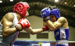 حواشی رقابت های قهرمانی کشور بوکس، قوانین آیبا روی رینگ کردستان مشت خورد!