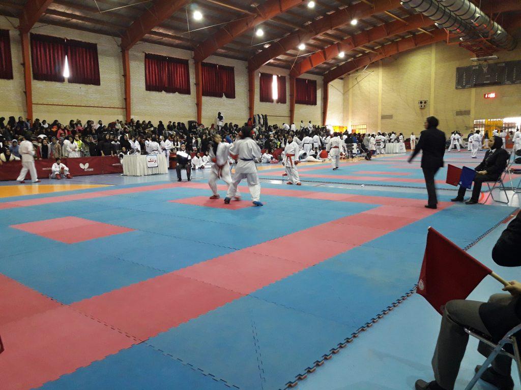 سفر تیمهای ملی کاراته ایران به رقابتهای آسیایی لغو شد