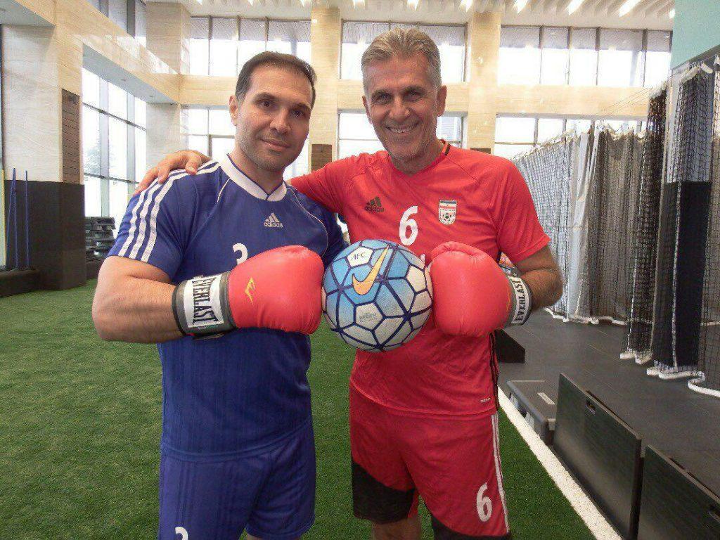 حسین اوجاقی به جمع مربیان تیم ملی فوتبال ایران اضافه شد