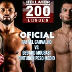 خیز گگارد برای قهرمانی Bellator