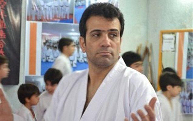 مجید عبدالحسینی سرمربی تیم کاراته امید ایران شد
