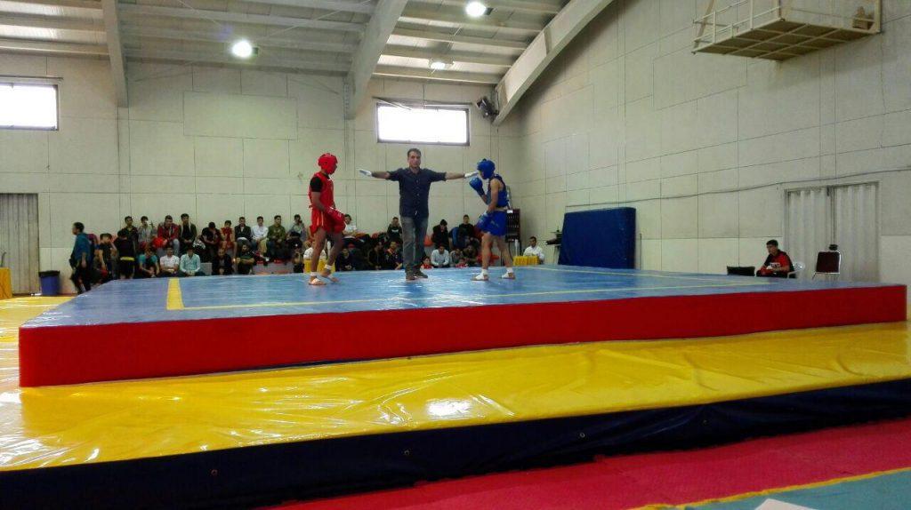 رقابت جذاب سانداکاران در انتخابی تیم های ملی ووشو