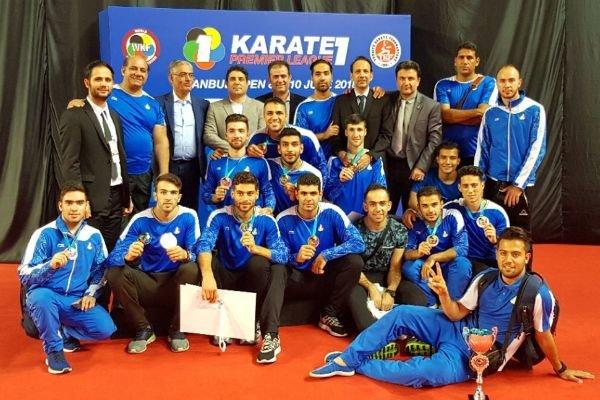 کاراته ایران قهرمان شد