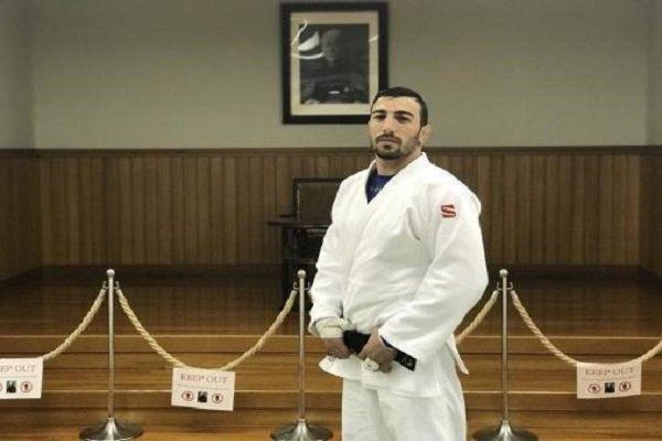 بریمانلو به مدال برنز دست پیدا کرد/ هفتمین مدال ایران در جهان