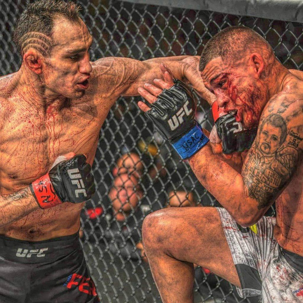 آنچه در UFC 229 گذشت!