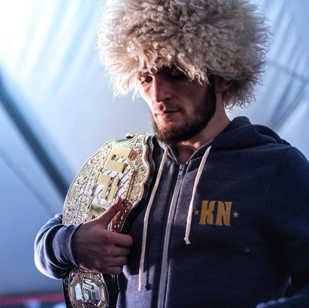 اولتیماتوم قهرمان به UFC !