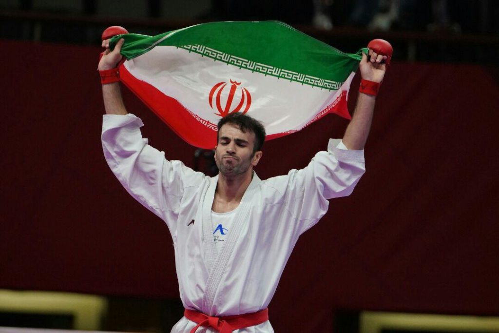 عسگری به وعده خود عمل کرد/ بهمن مرد طلایی ایران در تاتامی مادرید