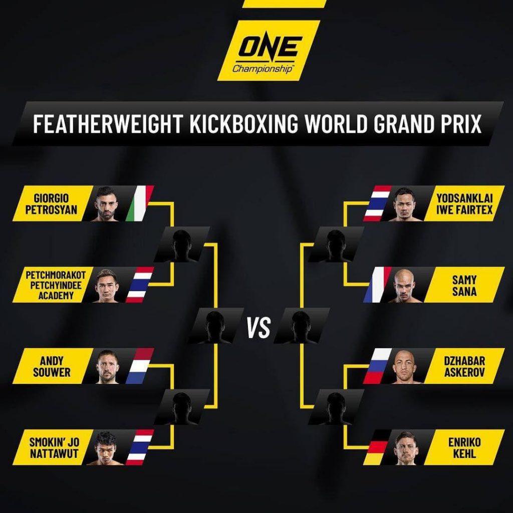 جنگ بزرگان در ONE Championship