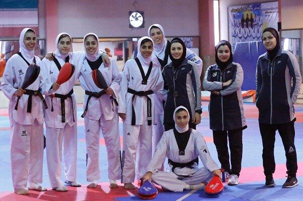 یلدا ولینژاد حذف شد/ پایان کار بانوان ایران با یک مدال نقره