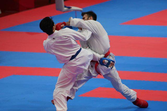 حضور ۴ کاراتهکای ایران در لیگ جهانی کانادا