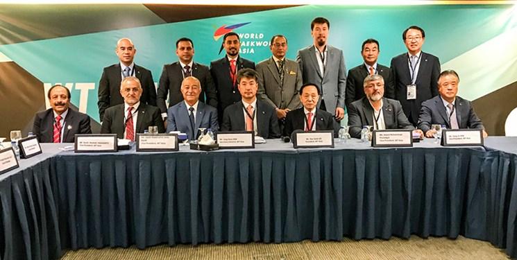 ایران، میزبان مسابقات آزاد آسیایی و جام باشگاههای تکواندو آسیا ۲۰۲۰