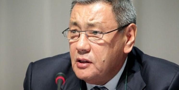 رحیموف از ریاست اتحادیه جهانی بوکس کنارهگیری کرد