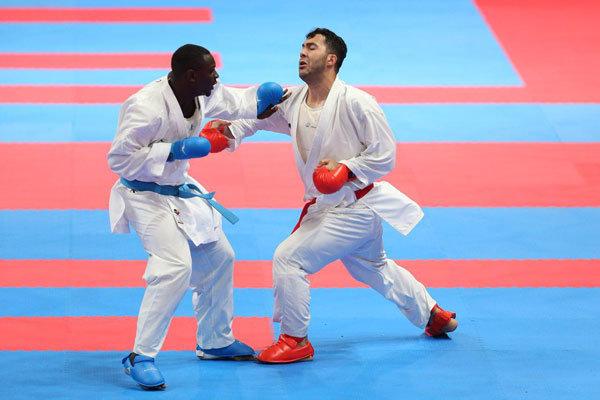 مدال برنز برای گنجزاده و عسگری/ ناکامی کاراتهکاها در ردهبندی