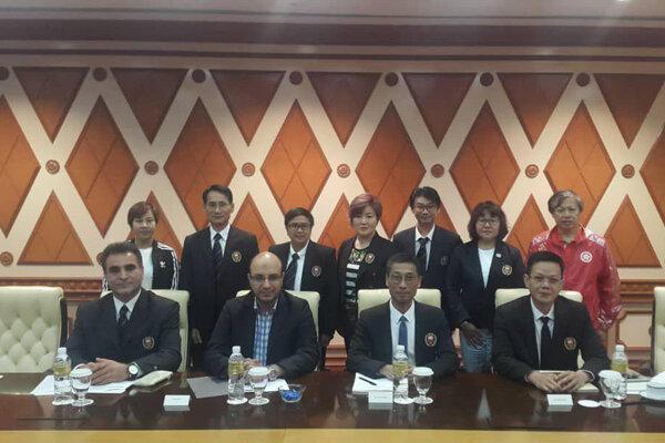 تشکیل جلسه کمیته فنی آسیا و پیشنهاد ایران